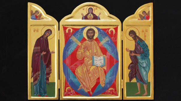 ungessoed iconboards, church furnishings