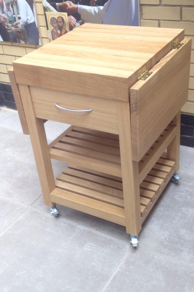 Butchers Block for client in London 2
