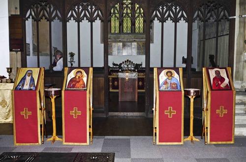 Analoys for Bath Church