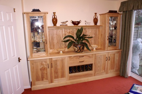 Sideboard Completed